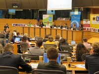 No More Excuses - The conference in European Parliament July 2014