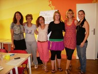 Project Female face of European Politics - final meeting in Prague July 2012