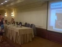 Project More Women in European Politics - More Women in 2014 - conference in Athens